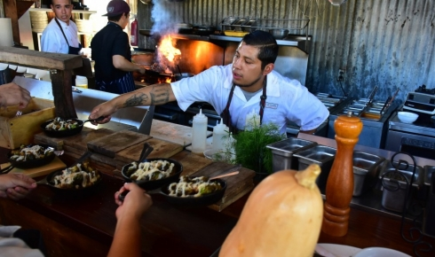 Valle de Guadalupe Offers Enticing Cuisine