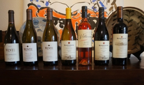 Wine Review Council Focuses on Three California Wineries