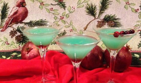 Festive Cocktails for the Holidays
