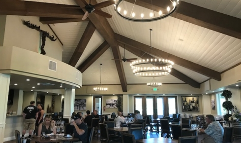 Try Upscale Wine Tasting at Wilson Creek's Upper Room