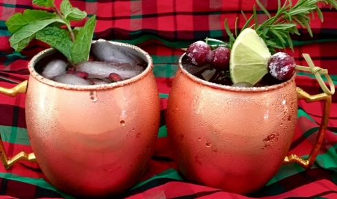 Celebrate the Season with Holiday Mules