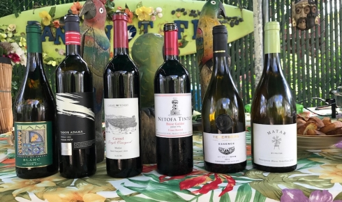 Kosher Wines Tantalize Our Palates