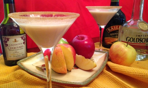 Apple Cocktails:  A Toast to Fall